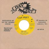 Lennie Hibbert - Pure Soul / Patsy - A Man Is A Too Face (Gay Feet / Dub Store) 7""